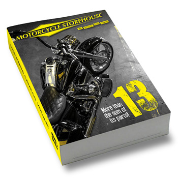 Catalogue 2018 Motorcycle Storhouse Harley Davidson