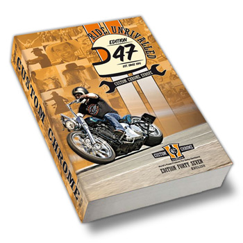 Catalogue 2018 Custom Chrome Harley Davidson