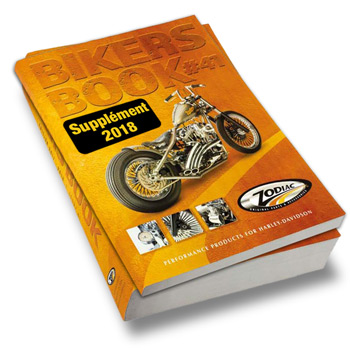 Catalogue 2018 Zodiac Harley Davidson
