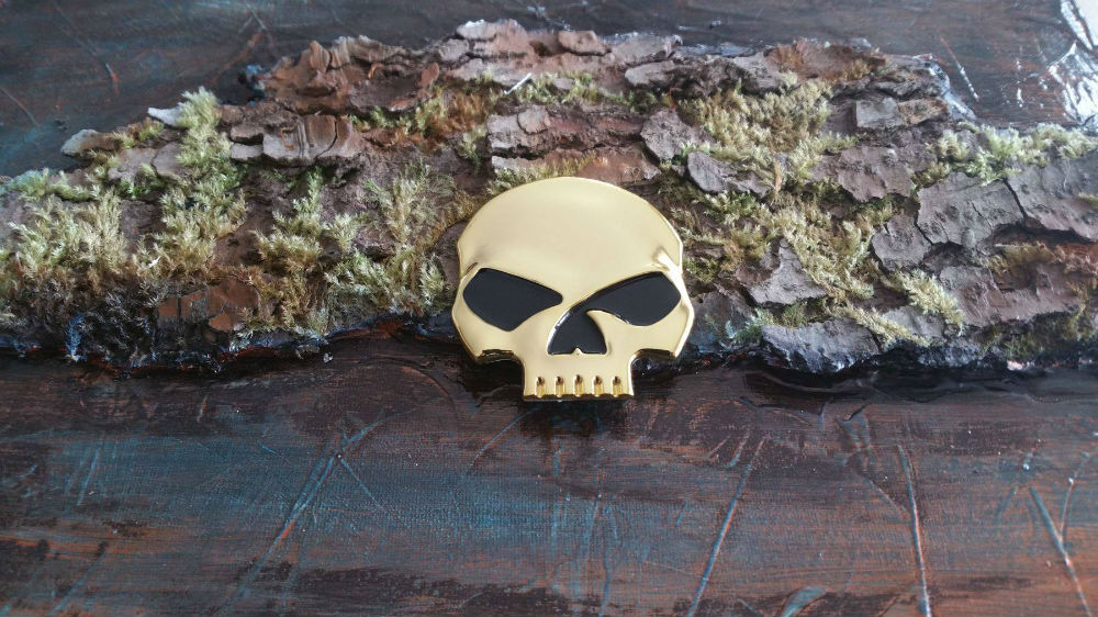 sticker-skull-gold