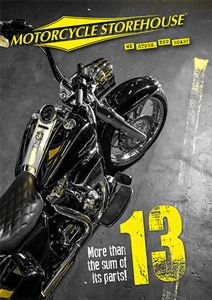 Catalogue 2018 Motorcycle Storehouse Harley Davidson