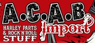 ACAB Import - Pièces et accessoires Harley Davidson