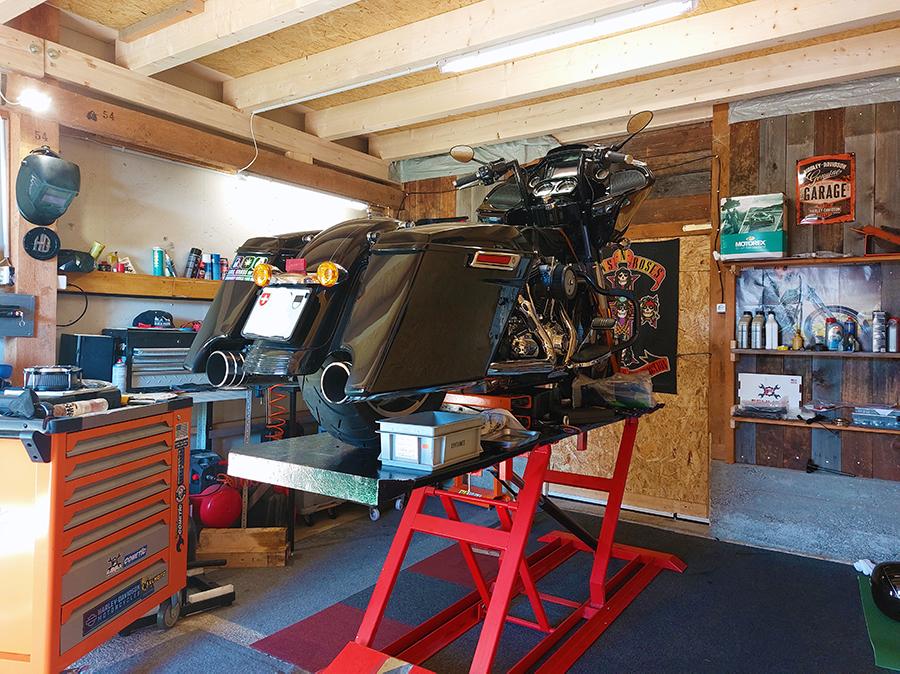 AKustom - Garage spécialiste Harley Davidson - 1634 La Roche | Bulle | Fribourg