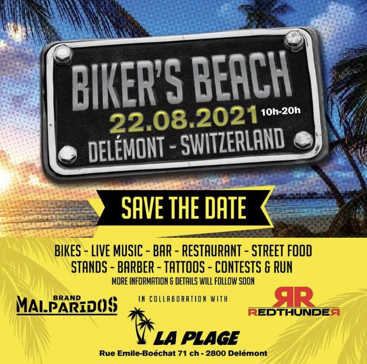 Biker's Beach Delémont