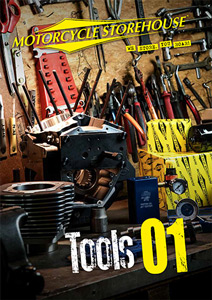 Catalogue outillage Harley Davidson Motorcycle Storehouse