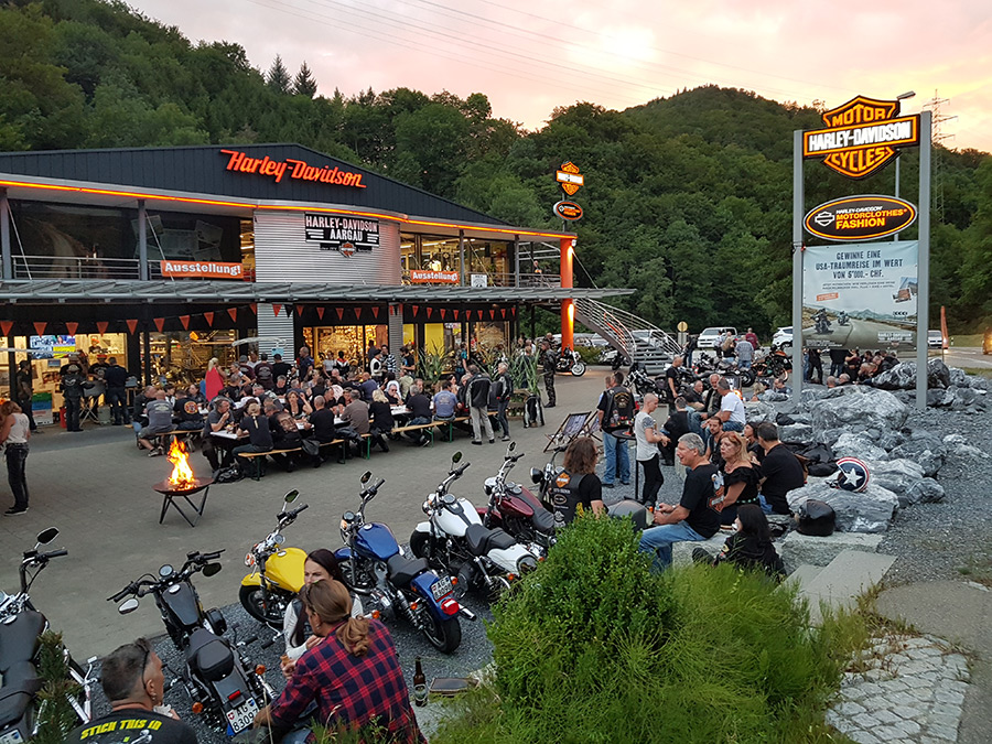 Harley-Davidson Aargau - Offiziell, 5026 Densbüren