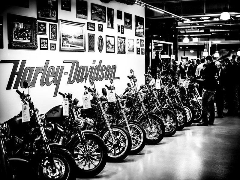 Harley-Davidson Geneva