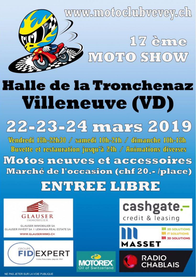 17ème Moto Show Villeneuve VD
