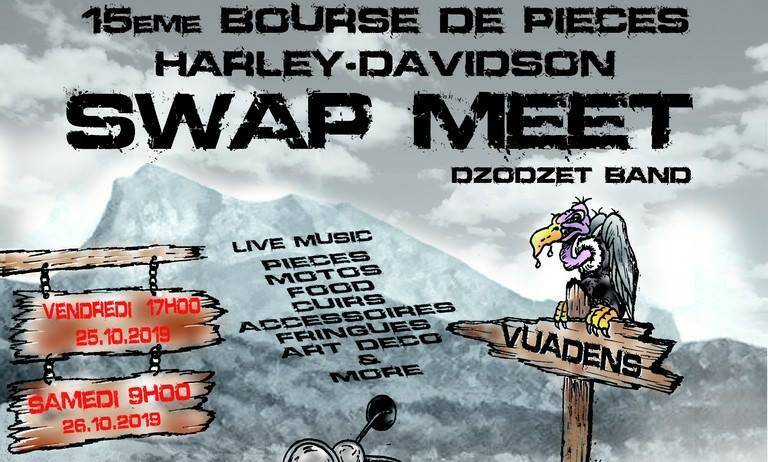 15 ème Swap Meet - Dzodzet Band