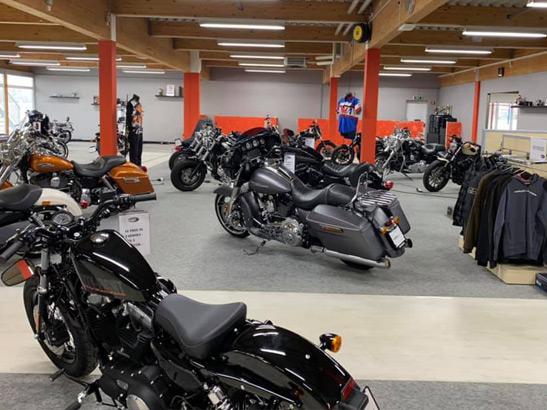 GNV Harley Davidson Genève